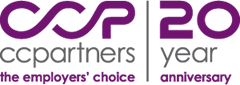 Crawford Chondon & Partners LLP - 20th Anniversary Logo